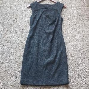 Ann Taylor Size 0 grey dress